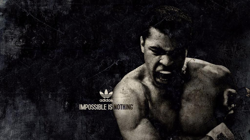 Adidas.Impossible is nothing